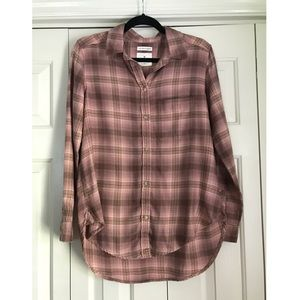 American Eagle Button Up Flannel
